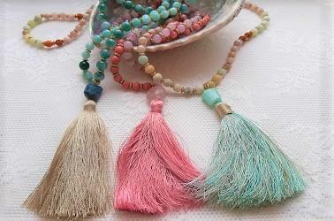 Semi-Precious<br />  Jewellery